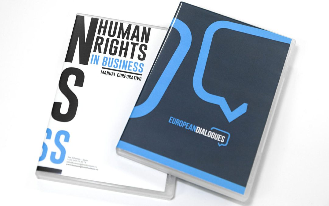 Imágen Corporativa Human Rights In Business & European Dialogues